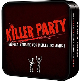 Killer Party - CGKP01