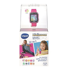 KIDIZOOM SMARTWATCH CONNECT DX2 FRAMBOISE - 80-193845