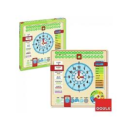 Grande Horloge Calendrier - 51308