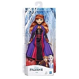 Disney La Reine Des Neiges 2 - Poupee Mannequin Princesse Disney Anna -  26 Cm - Disney Reine Des Neiges - E6710ES00