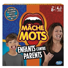 Mache-Mots Enfants Vs Parents - Hasbro - C31451010
