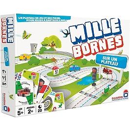 Mille Bornes Sur Un Plateau - 59019