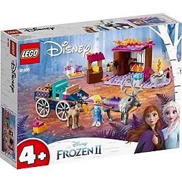 Lego® Disney Princess - L'aventure En Calèche D'elsa - 41166 - 41166