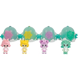 Glimmies Polaris - Maison Glimgloo + 1 Glimmies Exclusive - Jasmine - GLP032