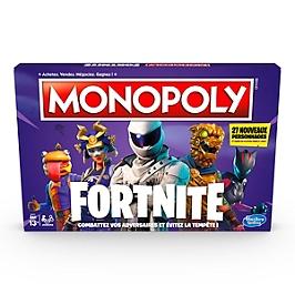 WTT - Monopoly Fortnite - Jeu De Societe - Jeu De Plateau - Fortnite - E66034471