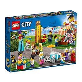 Lego® City - Ensemble De Figurines - La Fête Foraine - 60234 - 60234