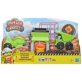 Play-Doh Wheels  Pate A Modeler - Le Chantier - E4293EU4