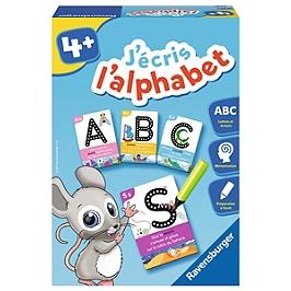 J'écris L'alphabet - Aucune - 4005556240838