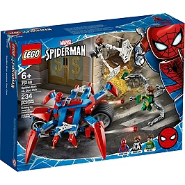 Lego® Marvel Super Heroes - Spider-Man Contre Docteur Octopus - 76148 - 76148