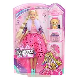 Barbie - Barbie Princess Adventure - Poupée Mannequin - 3 Ans Et + - Barbie - GML76
