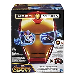 Avengers Infinity War - Casque De Realite Augmentee Iron Man - Avengers - E08491970