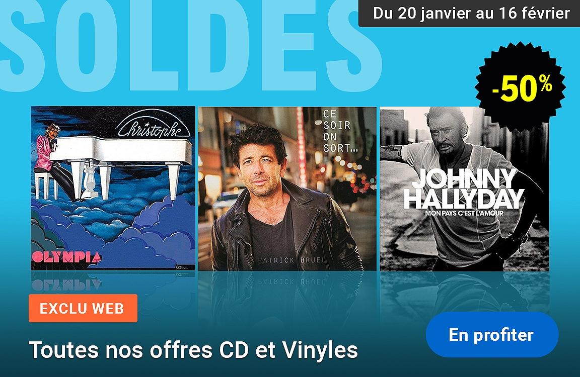 Soldes musique