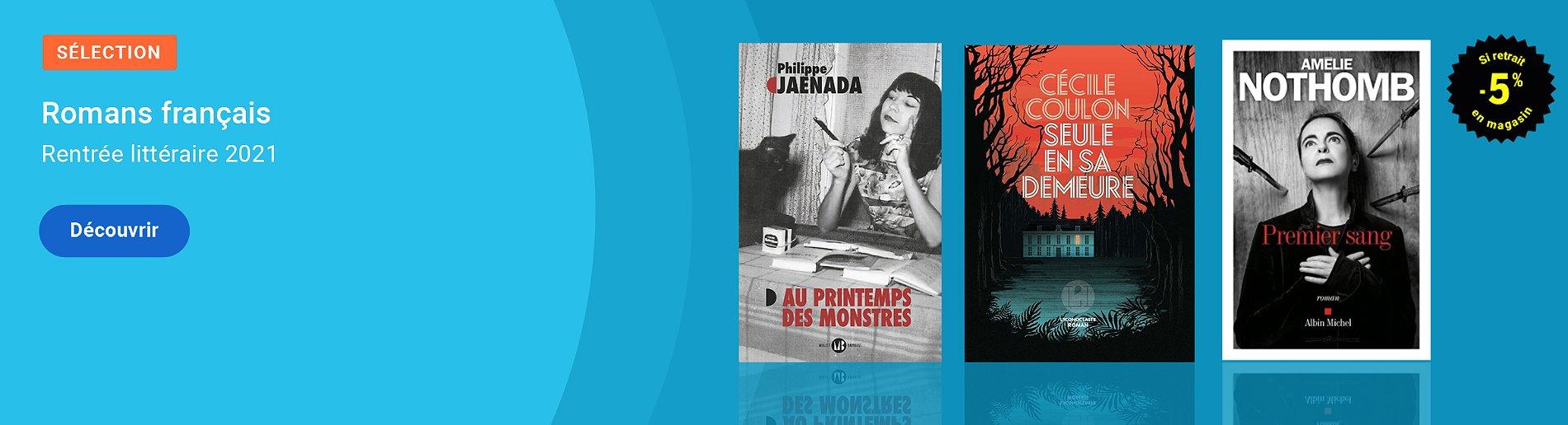 Rentrée littéraire française