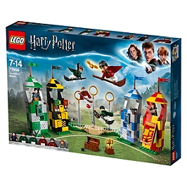LEGO - Lego® Harry Potter - Le Match De Quidditch - 75956 - 75956