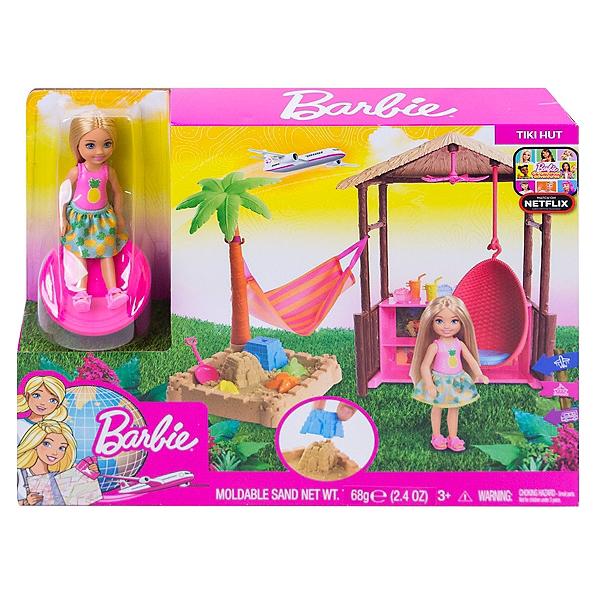 Barbie Cfrt Cabanon De Plage