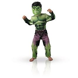 Avengers Assemble - Déguisement Classique Hulk - Taille M - Marvel - Hulk - I-888911M