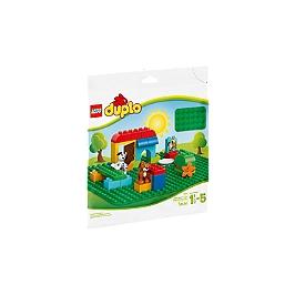 Lego® Duplo® Classic - Grande Plaque De Base Verte Lego® Duplo® - 2304 - 2304