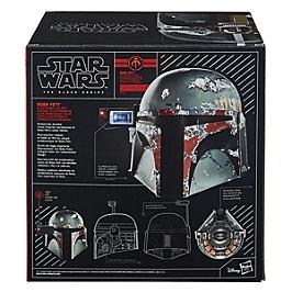 Star Wars  Edition Collector Black Series  Casque Électronique De Boba Fett - Disney Starwars - E75435L00