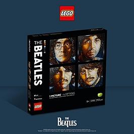 Lego® Art - The Beatles - 31198 - 31198
