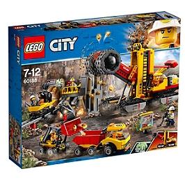 LEGO - LEGO® City - Le site d'exploration minier - 60188 - 60188