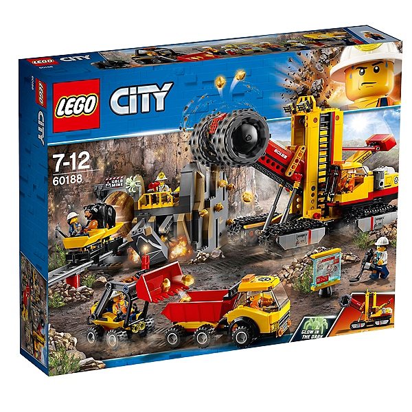Jouets Site Lego City Lego® D'exploration 60188 Le Minier UzVGMqSp