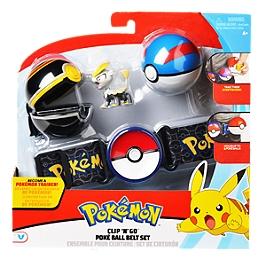 Ceinture Poké Ball - Pokémon - 80307