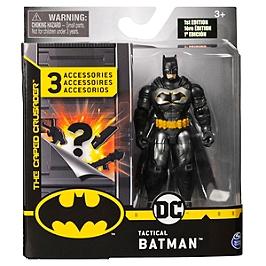 Figurine Basique 10 Cm - Batman Tactique Batman (Solid) - Batman - 6056744