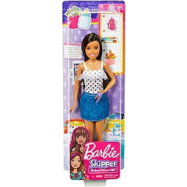 Barbie Babysitter Skipper - Barbie - FXG92