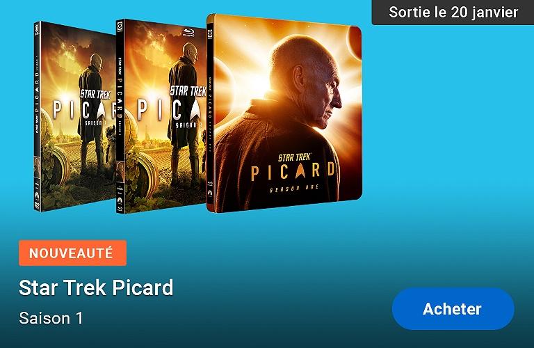 Star Trek Picard - Saison 1