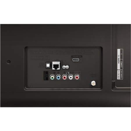 tv led uhd 4k 55 140 cm lg 55uj630v e leclerc high tech. Black Bedroom Furniture Sets. Home Design Ideas