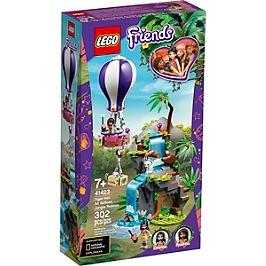 Lego® Friends - Le Sauvetage Des Tigres En Montgolfière - 41423 - 41423