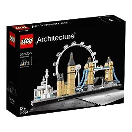 LEGO - LEGO® Architecture - Londres - 21034 - 21034