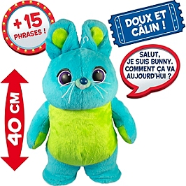 Toy Story 4 - Bunny Peluche Electronique - Toy Story 4 - 64454