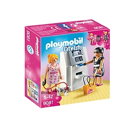 PLAYMOBIL - Distributeur Automatique - 9081