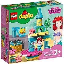Lego® Duplo® Disney Princess - Le Château Sous La Mer D'ariel - 10922 - 10922