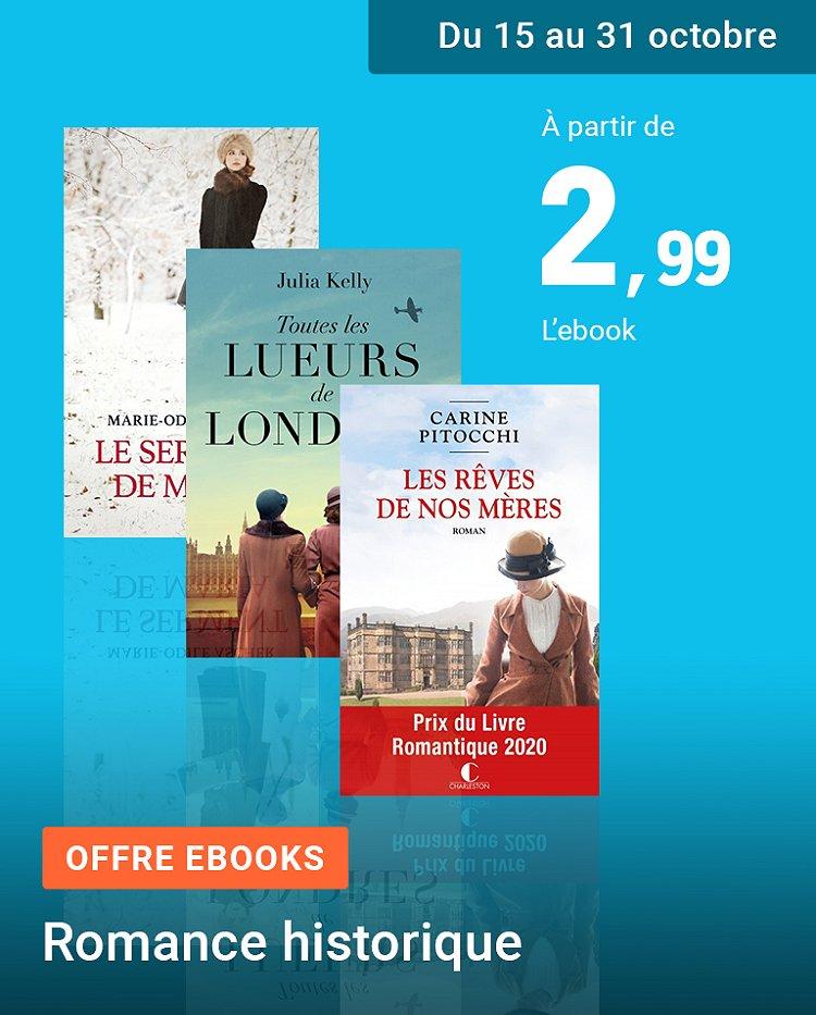 Promotion EBOOKS Romance historique
