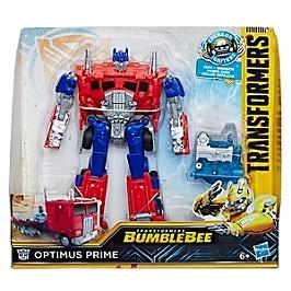 Transformers: Bumblebee - Energon Igniters Série Nitro - Optimus Prime - Transformers - HASE0754