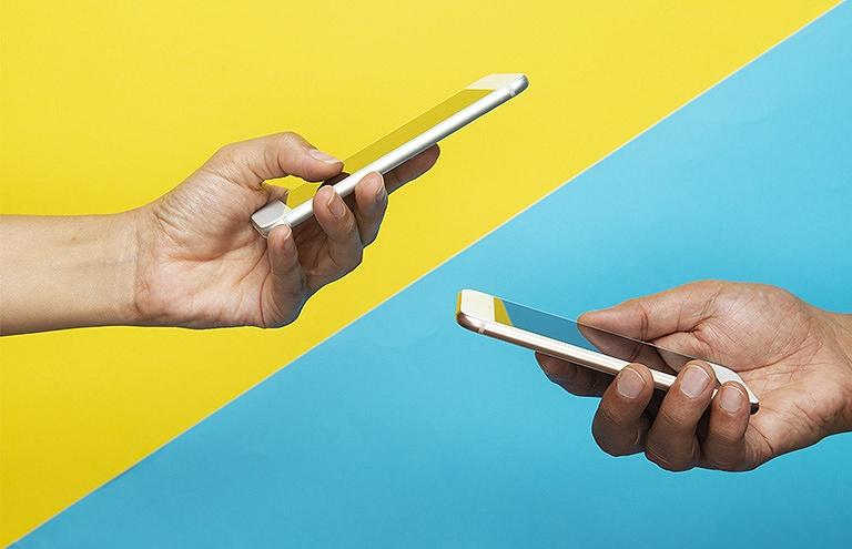 smartphone ou portable
