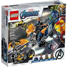 Lego® Marvel Super Heroes - L'attaque Du Camion Des Avengers - 76143 - 76143