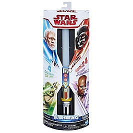 Star Wars Bladebuilders - Sabre laser Maître de la Force - Star Wars - HASE25121010