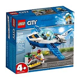 Lego® City - Le Jet De Patrouille De La Police - 60206 - 60206