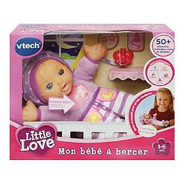 Little Love - Mon Bebe A Bercer - Na - 80-196605