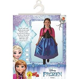 La Reine Des Neiges - Déguisement Classique Anna - Taille M - Disney - La Reine Des Neiges - I-620977M