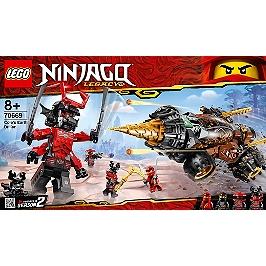 LEGO® NINJAGO® - La foreuse de Cole - 70669 - 70669