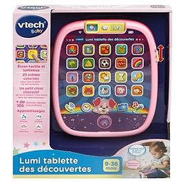Lumi Tablette Des Découvertes Rose - 80-602955