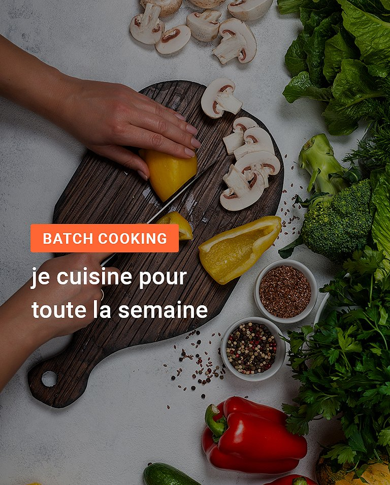Batch Cooking