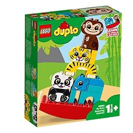 LEGO® DUPLO® Mes 1ers pas - Ma première balançoire des animaux - 10884 - 10884