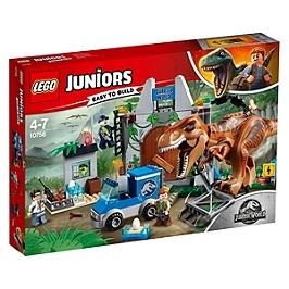 LEGO - Lego® 4+ Jurassic World - LÉvasion Du Tyrannosaure - 10758 - 10758