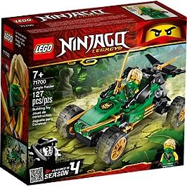 Lego® Ninjago® - Le Buggy De La Jungle - 71700 - 71700