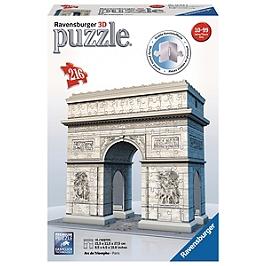 Puzzle 3D Arc De Triomphe - Aucune - 4005556125142